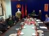 Viện KSND tỉnh Quảng Ngãi tổ chức gặp mặt Cựu chiến binh nhân kỷ niệm 70 năm ngày thành lập Quân đội nhân dân Việt Nam và 25 năm ngày hội quốc phòng toàn dân.